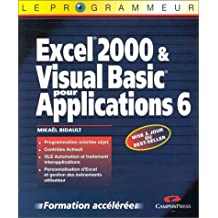 Excel 2000 & Visual Basic pour Applications 6