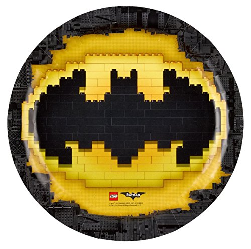 GO BATMAN - 23 cm (Lego Batman-dekorationen)