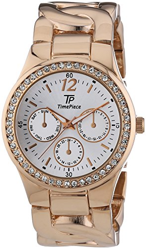 Time Piece Damen-Armbanduhr Young Fashion Analog Quarz Alloy TPLA-90900-41M