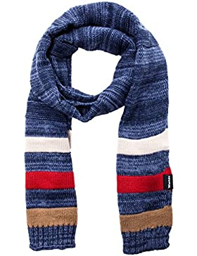 Wantdo Mujeres Las Gruesas Abrigo Knit Cable Grueso de Hacer Punto la Bufanda
