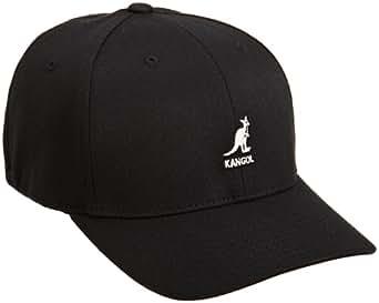 Kangol Headwear Wool Flexfit Baseball Cap: Amazon.co.uk ...