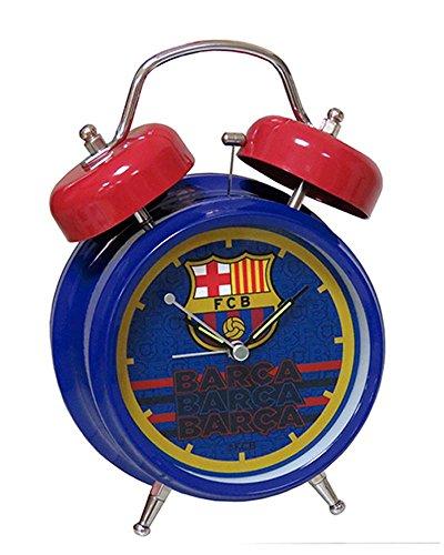 FC BARCELONA Reloj despertador musical