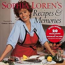 Sophia Loren's Recipes & Memories by Loren, Sophia (2014) Paperback