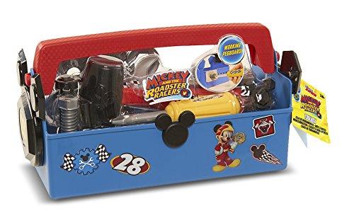 Mickey Mouse- Caja Herramientas, (IMC Toys 183582)