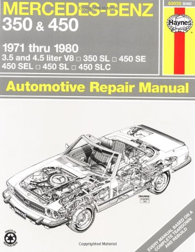 mercedes-benz-350-and-450-v8s-1971-80-owners-workshop-manual-usa-service-repair-manuals