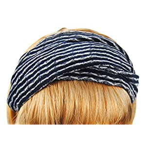 axy® HB6 Haarband Yoga Headband Hairband