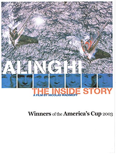 Alinghi The Inside Story - Winners of The America's Cup 2003 [OV] (Training Physical Marines)