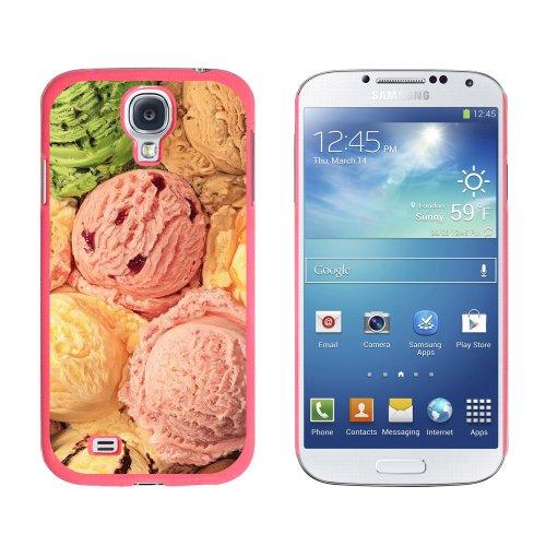 Eis Schaufeln Snap-on Hartschalen-Schutzhülle für Samsung Galaxy S4–Pink (S4 Galaxy Verizon Telefon)