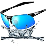 ATTCL® 2016 New Fashion Driving Polarized Sport Sunglasses Mens Unbreakable Metal Frame