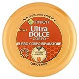 Garnier Ultra Dolce Corpo Tesori di Miele Burro Riparatore, 200 ml