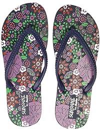 BATA Women's Blossom Flip-Flops