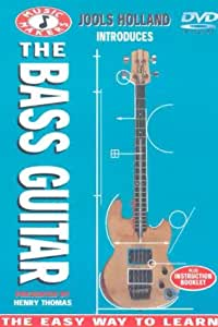 Music Makers - Bass Guitar [DVD] [2002]