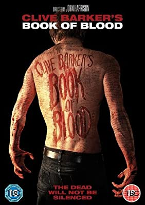 Clive Barker: Book Of Blood [DVD] by Jonas Armstrong