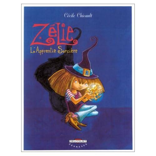 Zélie, apprentie sorcière