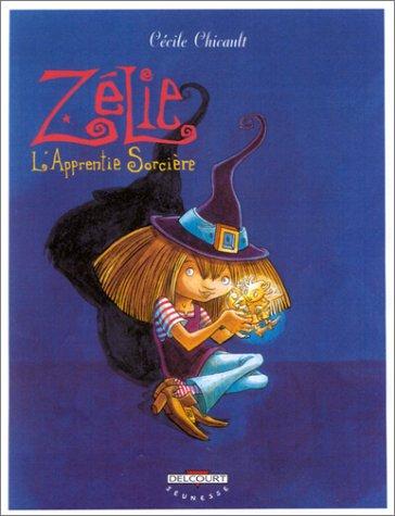 Descargar Libro Zélie, apprentie sorcière de Cécile Chicault