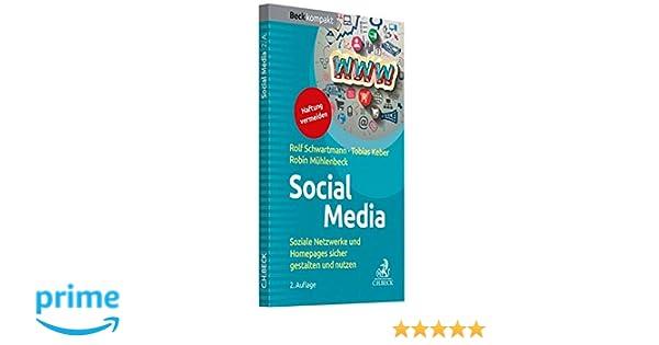 Social Media: Soziale Netzwerke und Homepages sicher gestalten und ...