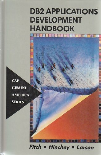 db2-applications-development-handbook-cap-gemini-america