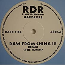 Raw From China / Raw From China !!! Remix / Hit Me Back