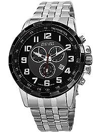 August Steiner Reloj de cuarzo Man AS8118SSB 47 mm