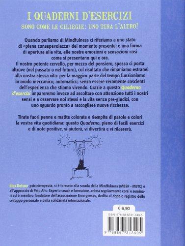 Zoom IMG-1 quaderno d esercizi di mindfulness