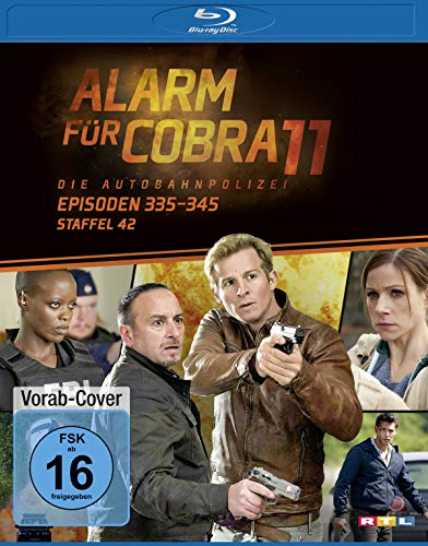 Staffel 42 [Blu-ray]