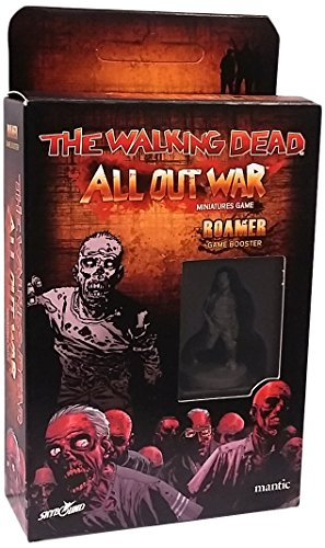 The Walking Dead All Out War- The Walking Dead-Booster Merodeadores, (2 Tomatoes Games 5060469660783)