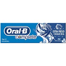 Oral-B Complete Frescura Duradera Pasta Dentífrica + Enjuague - 1 Pack