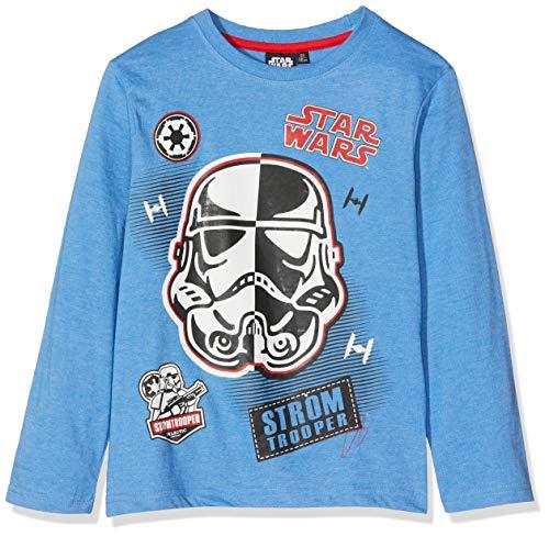 STAR WARS 2012 Camiseta, Azul Bleu, 12 años para Niños