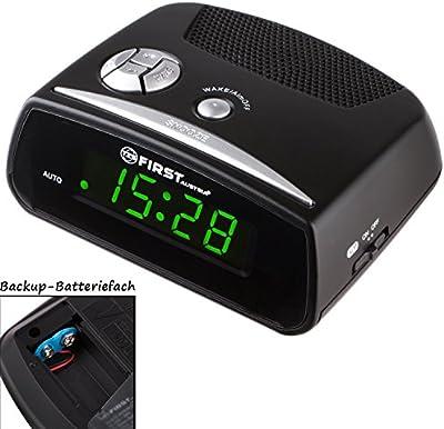 Reloj despertador digital FA2410 First Austria
