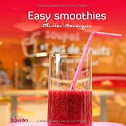 Easy Smoothies par [SEVERYNS, Olivier]