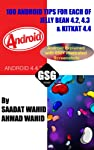 Teckfront announced the publication of a book named; '100 Android Tips for Each of Jelly Bean 4.2, 4.3 & Kitkat 4.4', published and available for the Kindle and its supported devices, around the World. The 26,000+ worded book with 650+ illustrate...