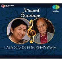 Musical Bondage - Lata Sings for Khaiyyaam