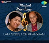 Musical Bondage - Lata Sings for Khaiyya...