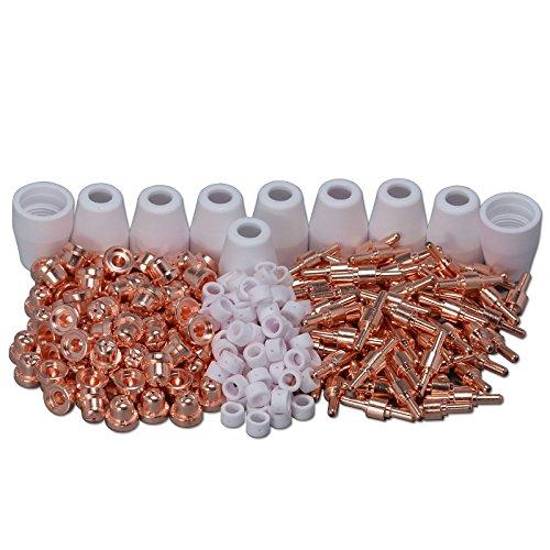 235pcs LG-40 PT-31 Air decoupe plasma pieces de rechange Consommables CUT-40 CUT-50D CT-312