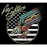 Foo Fighters Aufkleber Sticker Bands Musik Rock ca. 10x10 cm