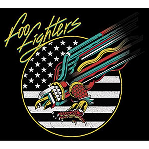 Foo Fighters Aufkleber Sticker Bands Musik Rock ca. 10x10 cm - Rock Star Racing