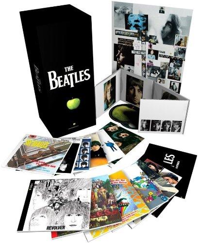 Set Completo Discografia The Beatles 13 cd 1 dvd Compilation Box disco Stereo