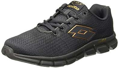 Lotto Men's Vertigo Grey Running Shoes - 10 UK/India (44 EU)(AR4840-222)
