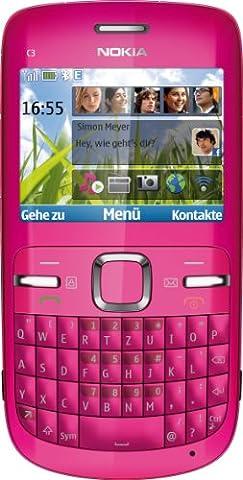 Coque Nokia C3 - Nokia C3-00 Smartphone - Ecran 6,1 cm