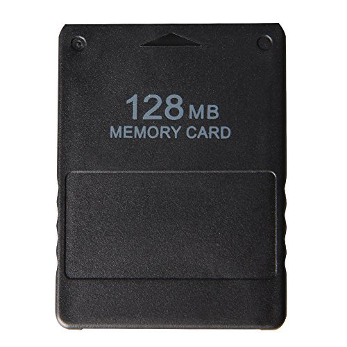 Price comparison product image Buyee® High Speed Memory Card 128MB For Sony PS2 Playstation 2 Games (128MB)