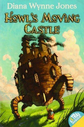 Howl's Moving Castle by Jones, Diana Wynne (2008) Paperback