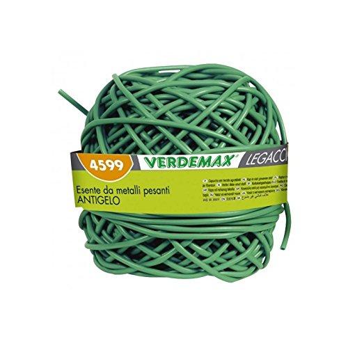 Verdemax 4599 Tubetto Pvc Ecologico Diam. 2