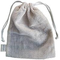 LastObject - Sac à linge pour LastTissue - Coton biologique - Respectueux de l'environnement - Sac à linge durable