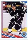 2013 /14 Upper Deck O Pee Chee Hockey Card # 27 Justin Williams