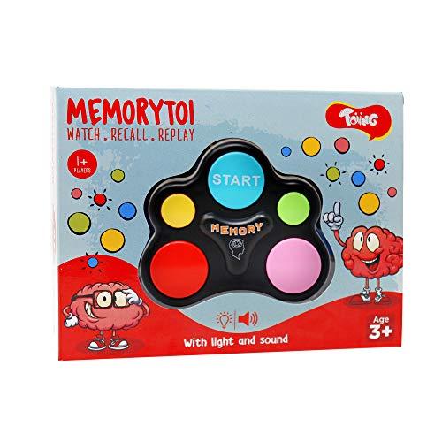 Toiing Memorytoi Electronic Memory Game (Multi Color)