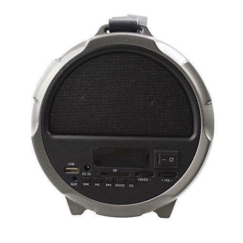 Artis BT405 Wireless Portable Bluetooth Speaker With USB / FM / SD Card Reader / Aux In