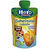 Hero - Bolsita De Fruta Nanos 100 g Mediterrneo - [pack de 6]