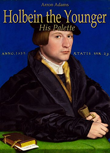 Holbein-palette (Holbein the Younger: His Palette (English Edition))