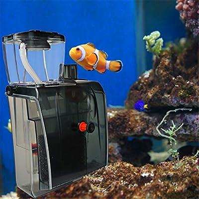 Wchaoen Filtre externe de réservoir de poissons d'écumeur de protéine d'aquarium eau de mer 220v / 50Hz 8.5w Accessoires outils