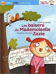 Les baisers de Mademoiselle Zazie
